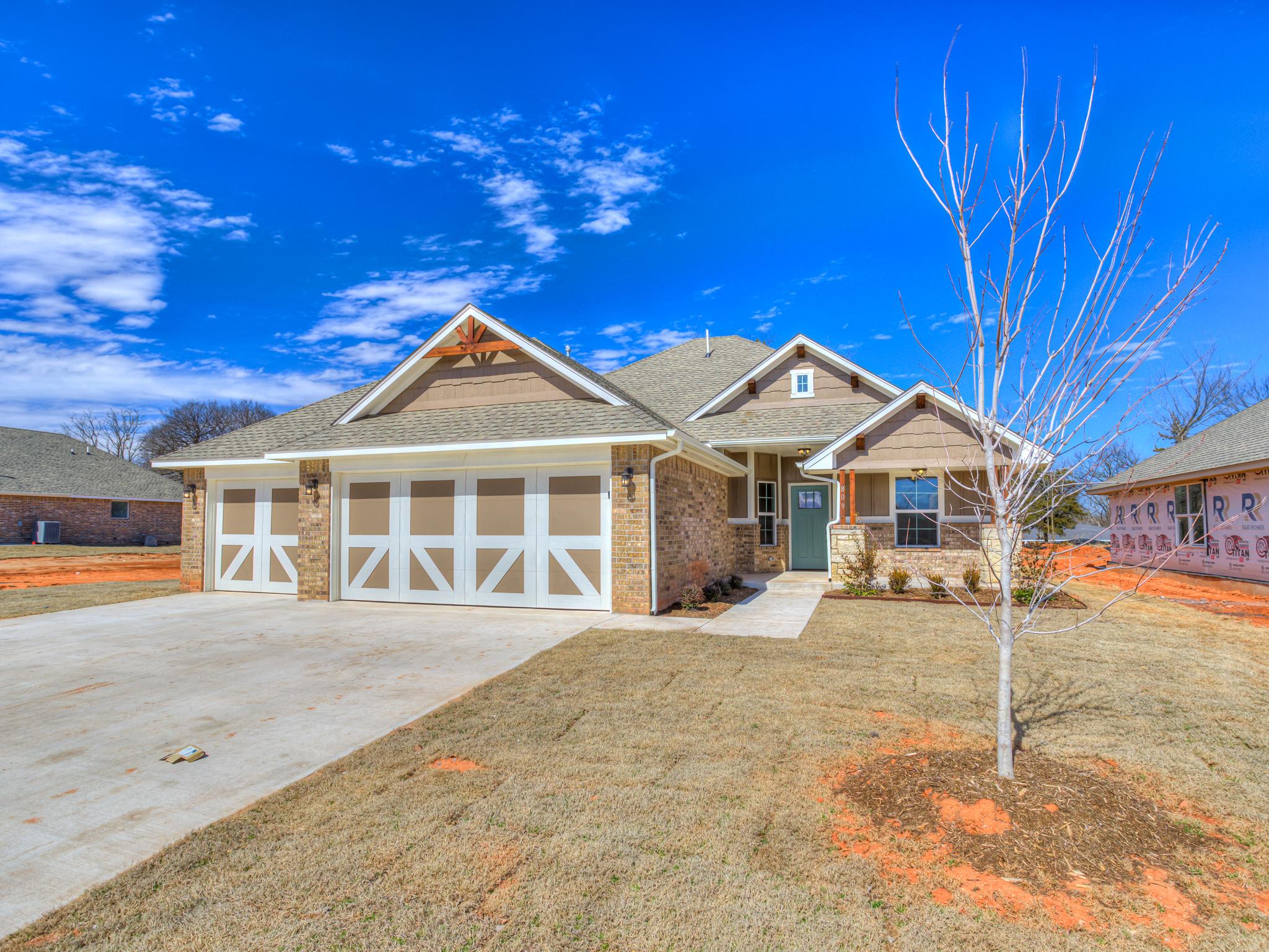 809 Azalea Farms Road, Noble, Oklahoma 73068, 3 Bedrooms Bedrooms, ,2 BathroomsBathrooms,House,For Sale,809 Azalea Farms Road,1040