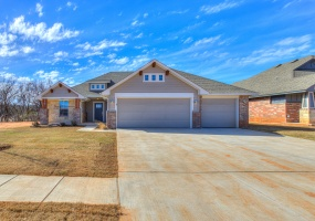 208 Mountain Laurel Way, Noble, Oklahoma, 4 Bedrooms Bedrooms, ,2 BathroomsBathrooms,House,For Sale,208 Mountain Laurel Way,1041